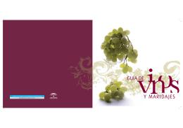 Guía de Vinos y Maridaje
