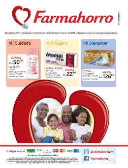 oferta - Farmacias Farmahorro