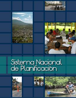 1390472930-Sistema Nacional de Planificacion (SNP)