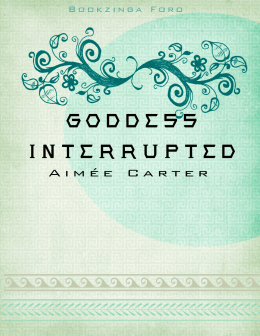 Goddess Interrupted