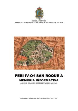 PERI IV-O1 SAN ROQUE A