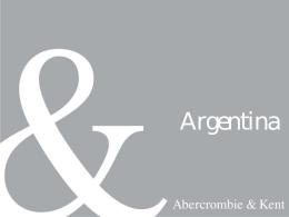 Foto Presentación Argentina