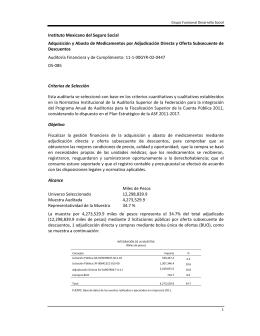11-1-00GYR-02-0447 - Auditoría Superior de la Federación