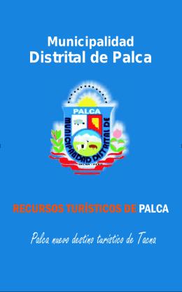 Palca nuevo destino turístico de Tacna