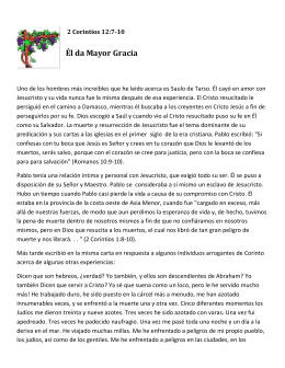 Él da Mayor Gracia
