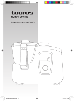 Manual Robot Cuisine.indd