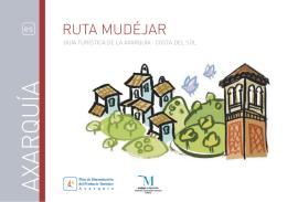 Ruta MUDEJAR 2011 - Diputación de Málaga