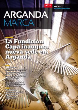 Revista Mensual Nº 77 - Ayuntamiento de Arganda