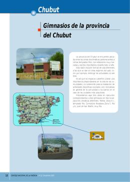Chubut - Consejo Nacional de la Vivienda