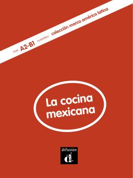 Cocina Méxicana