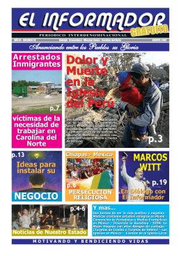 AGOSTO EL INFORMADOR.qxp