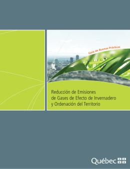 Guide de bonnes pratiques - La réduction des émissions de gaz à