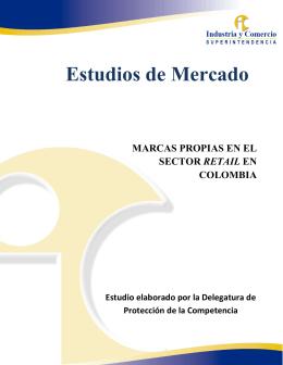 marcas propias en el sector retail en colombia