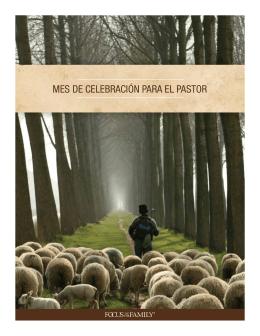 MES DE CELEBRACIÓN PARA EL PASTOR