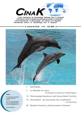 Journal du CINAK | Juin 2005