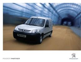 PEUGEOT PARTNER - Peugeot México