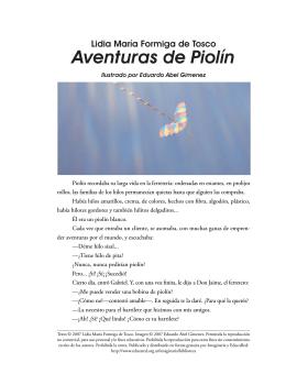 Aventuras de Piolín