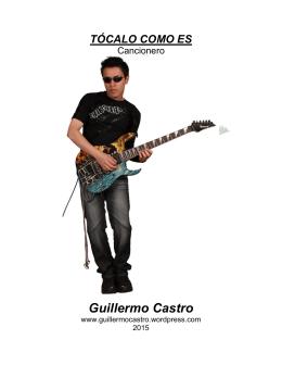 tócalo como es 2015 - Guillermo Castro