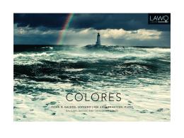 COLORES - LAWO Classics