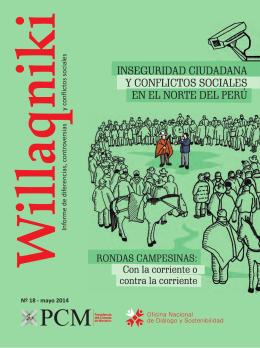 18. Inseguridad Ciudadana y Conflictos Sociales en el Norte del Perú