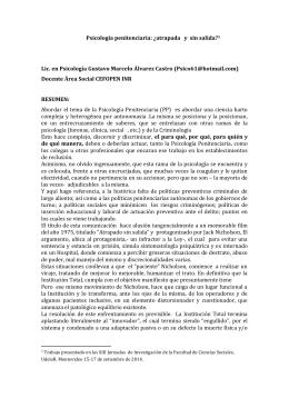 Alvarez - Ciencias Sociales