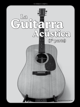 Guitarra Acústica La (1ª parte)