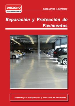 Reparación y Protección de Pavimentos