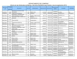 223 kB SOLICITUD DE BIENES Y SERVICIOS SEPTIEMBRE 2015
