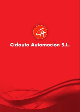 Ciclauto Automoción S.L.