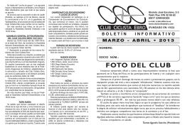 FOTO DEL CLUB - Club Ciclista Ebro