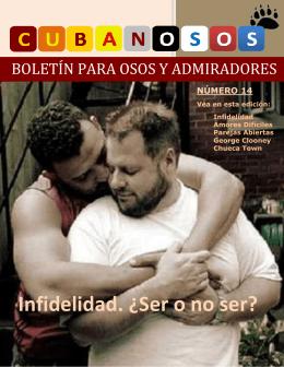 Boletín CubanOsos No. 14