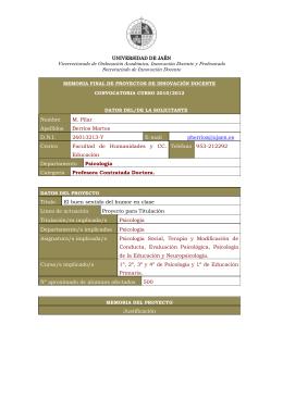 Nombre M. Pilar Apellidos Berrios Martos DNI 26013213-Y
