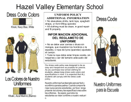 Hazel Valley Elementary School