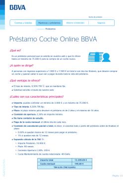Ficha TCR Prestamo Coche Online.indd