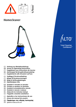 Homecleaner