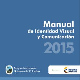 Nuevo Manual 2015 - Parques Nacionales de Colombia
