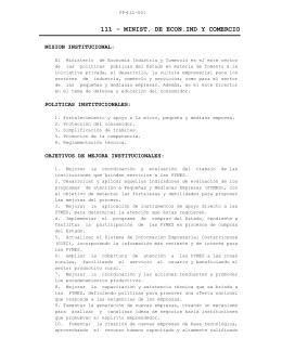 Visual FoxPro - Ministerio de Hacienda