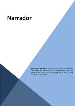 Narrador - SharePoint