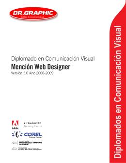 Mención Web Designer
