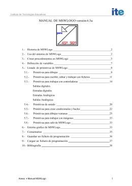 MANUAL DE MSWLOGO versión 6.5a