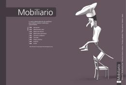 Mobiliario Recepción · Restaurante y bar · Mesas de