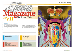 Travian Magazine nº VII