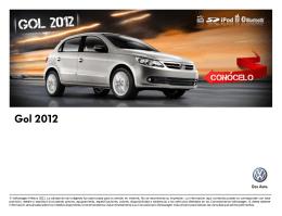 Gol 2012 - Volkswagen de México