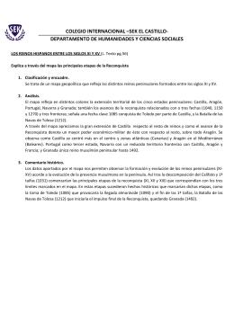 COLEGIO INTERNACIONAL –SEK EL CASTILLO