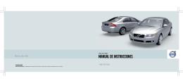 Manual de Instrucciones-VOLVO S80