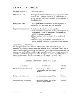LA LENGUA (D.10.3.5)