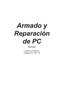 Manual de Armado Cap.7-8-9 S_C