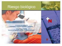 Riesgo biológico en el servicio de Anatomía Patológica: ¿real o