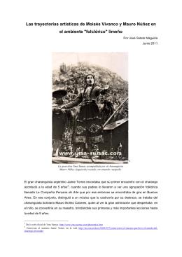 Yma Sumac - Música Peruana