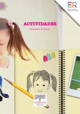 ACTIVIDADES - Colegio San Vicente de Paúl, Laredo